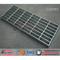 China Step Tread Grating/Stair Tread Grating on sale