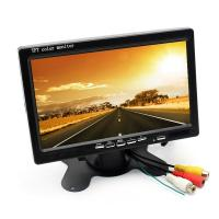 Cheap Universal 7 Car Rear View Monitor 800*480 High Resolution Long Lifetime for sale