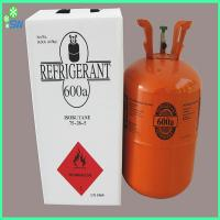 Cheap High quality refrigerant gas R600A For Wholesale for sale