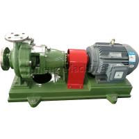 Cheap Horizontal Centrifugal Transfer Pump , Food Grade Stainless Steel Edible Oil Pump for sale