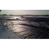 Cheap Geomembrane Polyethylene Pond Liner , Low Elongation Large Pond Liners for sale