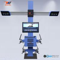 Cheap Mobile Truck Wheel AutoWireless Alignment Equipment  Wheel Balancing Professional for sale