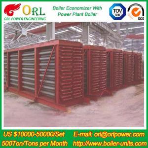 Cheap Power Station Boiler Electric Water Boiler Spare Part LPG Industry Boiler Economiser wholesale
