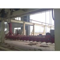 Cheap 4.8m mould MINGJIE AAC Block Plant , AAC Block Machine For Fly Ash Brick wholesale