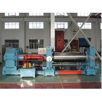Cheap 380V Energy Saving Two Roll Rubber Mixing Mill High Capacity Φ660x2030mm wholesale