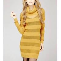 Cheap lady fashion long sleeve pullover sweater for sale
