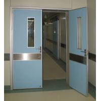 Buy cheap Manual Swing Doors for Hospitals with foaming technology for door bodies from wholesalers