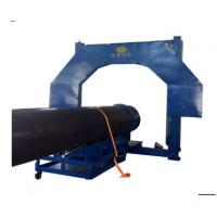 Buy cheap Big Size Plastic Pipe Band Saw Bandsaw Automatic Pipe Cutting Machine from wholesalers
