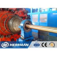 Buy cheap Steel Wire Reinforced Yarn Winding Machine Plane Type Tension Control from wholesalers