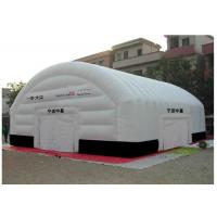 Cheap Printed Party Large Inflatable Air Tent With Logo In White For Wedding for sale