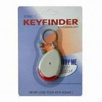 Cheap Key Finder Keychains with ABS Material for sale
