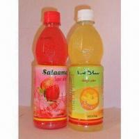 Cheap Juice Beverage, Available in Various Flavors and Sizes, Can Add Fruit Pulp for sale