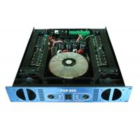 China Night Club 2 Channel Power Amplifier / Pro Audio Speakers 8Ω on sale