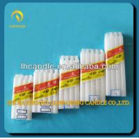 China white pillar candle on sale