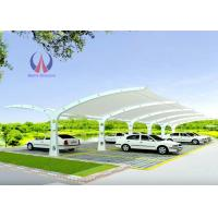Cheap Steelwork Frame Car Parking Tensile Structure Car Shade Cover Firm Lasting wholesale