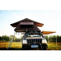 Cheap Double Layer Truck Top Camper Tent , Fold Out Roof Top Tent 4x4 Car Parts for sale