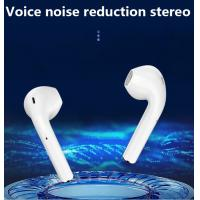 Cheap I12 Airpot Wireless Bluetooth Headset , In Ear Bluetooth Headphones 60H Standby for sale