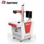 Cheap QR Code Fiber Laser Marking Machine Batch Number Laser Printing Equipment DMF Model for sale