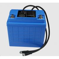 Buy cheap 12.8v40Ah LiFePO4 rechargeable 26650 Battery Pack For Solar Storage from wholesalers