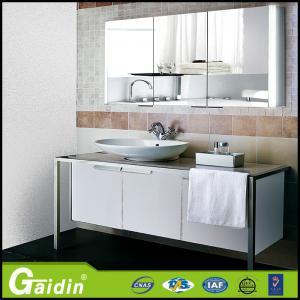 China anodized aluminum bathroom vanity lighting LED mirror cabinets on sale