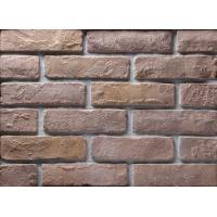 Cheap Type A  series,Fire clay brick ,thin veneer decoration wall brick, antique texture clay bricks for building for sale