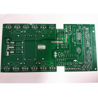 Cheap High Precision Prototype Printed Circuit Board Green Soldermask FR4 12OZ Copper for sale