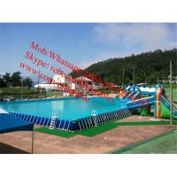 Cheap Metal Frame Pools For Family Yard , Blowing Up Inflatable Pools Metal Frame Pool for sale