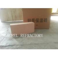 Cheap Silica Insulating Refractory Brick With Low thermal conductivity for sale