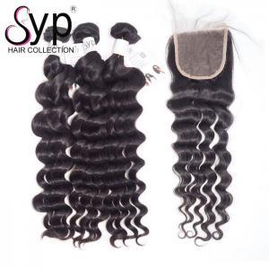 Wet And Wavy Bundles Brazilian Virgin Hair Extensions 100 Human Hair Weave