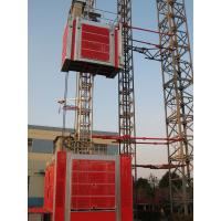 3.2 × 1.5 × 2.5m VFD Construction Lifts / Building Lifter High Reliability