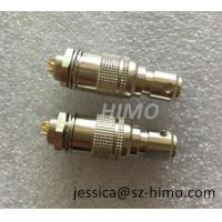 Quality Fast delivery 4 pin Hirose medical female connector Male to Right Angle DC Jack wholesale