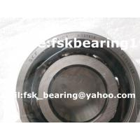 China Steel Cage Double Row Angular Contact Bearing Great Endurance on sale