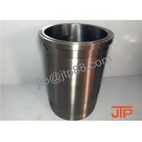 Cheap F17C / F17E Engine Cylinder Liner With Chroming Used For HINO Engine height 248mm wholesale