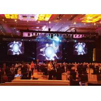 Cheap Indoor Rental LED Display with Various Module Options, Slim Light Weight Cabinet for sale