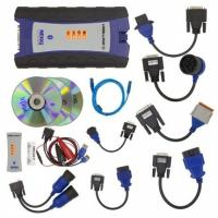 Cheap NEXIQ 125032 USB Link + Software Diesel Truck Diagnose Interface and Software with All Installers for sale