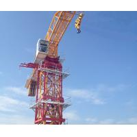 Cheap Small Mast Section Tower Crane 10 Ton Max Load And 60m Jib Length wholesale