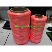 One Wire Fluorescence Binder Polypropylene Twine , Polypropylene Tying Twine