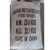 Cheap CAS 7681-57-4 Sodium Metabisulphite In Food Na2S2O5 for sale
