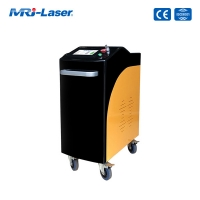 Cheap Industrial 100W Rust Cleaning Laser 3m Cable Length With 7 Inch Touch Screen for sale