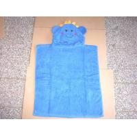 Cheap Kids Towel Poncho for sale
