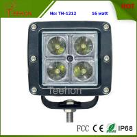 Cheap 9-60V 1120LM 16W Cheap LED Work Light for Motorcycle and Heavy-Duty Trucks for sale