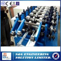 Cheap Limitless hydraulic Z purlin Cold Rolling Forming Line C/Z Type Steel Frame Making Machine for sale