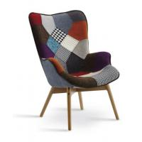 Modern fabric safo/ modern fabric armchair/part/single sofa/seater/chelini/armchair