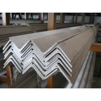 Cheap ASTM A36, EN 10025 S275JR, Q235 Steel Angle With Custom Equal or Unequal Angle for sale