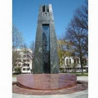 Cheap Monument, Used Indian Red of Granite, with Polish Surface for sale