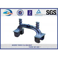 Cheap GOST Russian Type Railway Shoulder with Clamp as Railway Fastening System Part for sale