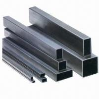 Cheap A316L Stainless Steel Rectangular Pipes/Tubes, SUS316L/00Cr17Ni14Mo2/03X17H14M2 for sale