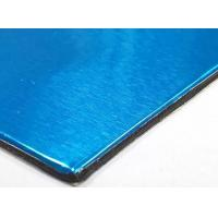 Cheap Blue Vehicle Sound Deadening / Soundproof Material For Car Reduce Noise wholesale