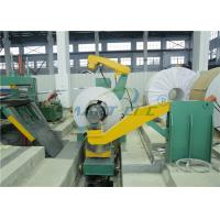 Cheap Steel Cut To Length Machine For 2200mm Width 6mm Thickness Material for sale