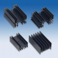China Extruded PCB Heatsinks with Optional Clips, Nuts or Thermal Pad on sale